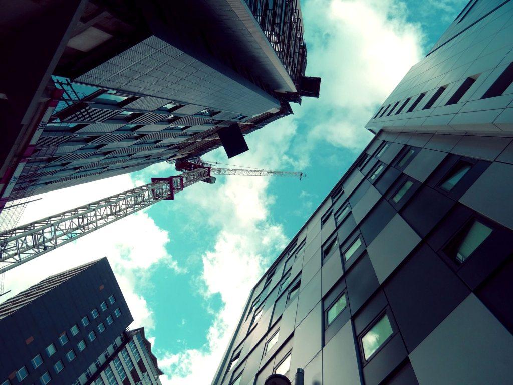 Edilizia, Costruzioni