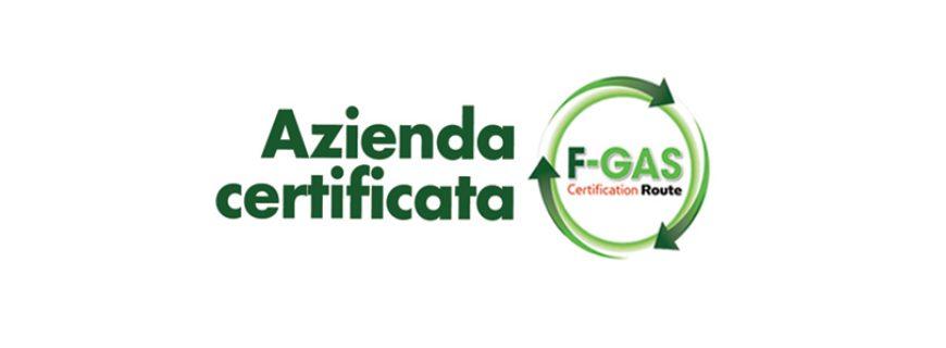 FormaImprese Lecce è sede accreditata per la CERTIFICAZIONE FGAS
