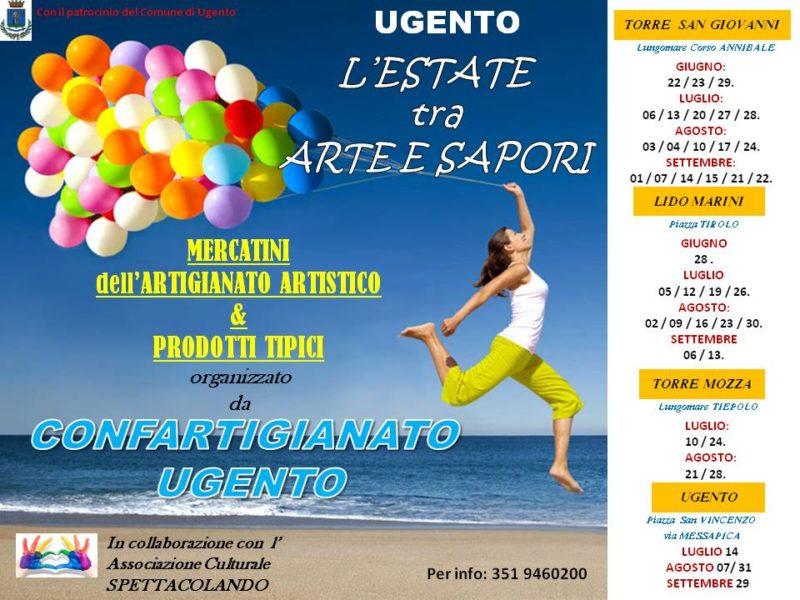 mercatini estate 2019 Ugento