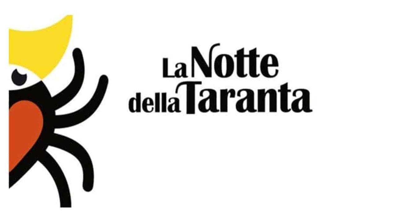 Notte della taranta logo