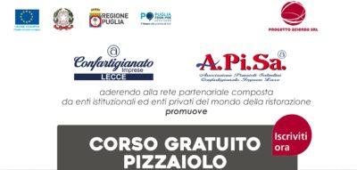 banner locandina corso pizzaiolo progetto azienda