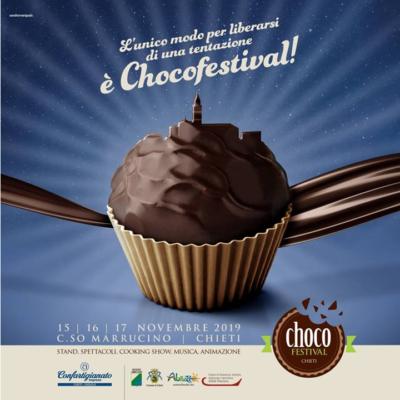 locandina chocofestival 2019