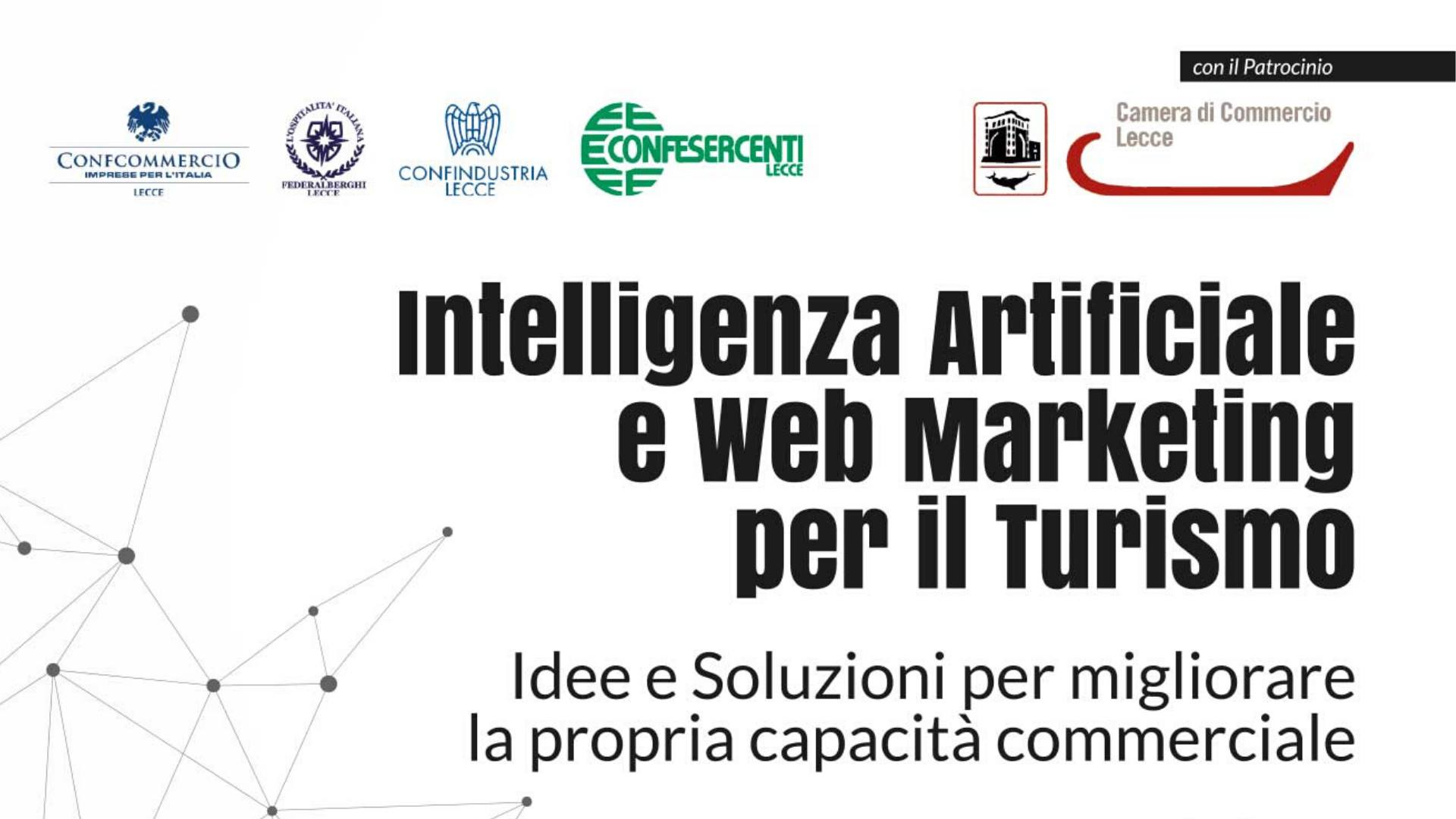 Intelligenza Artificiale CCIAA Lecce