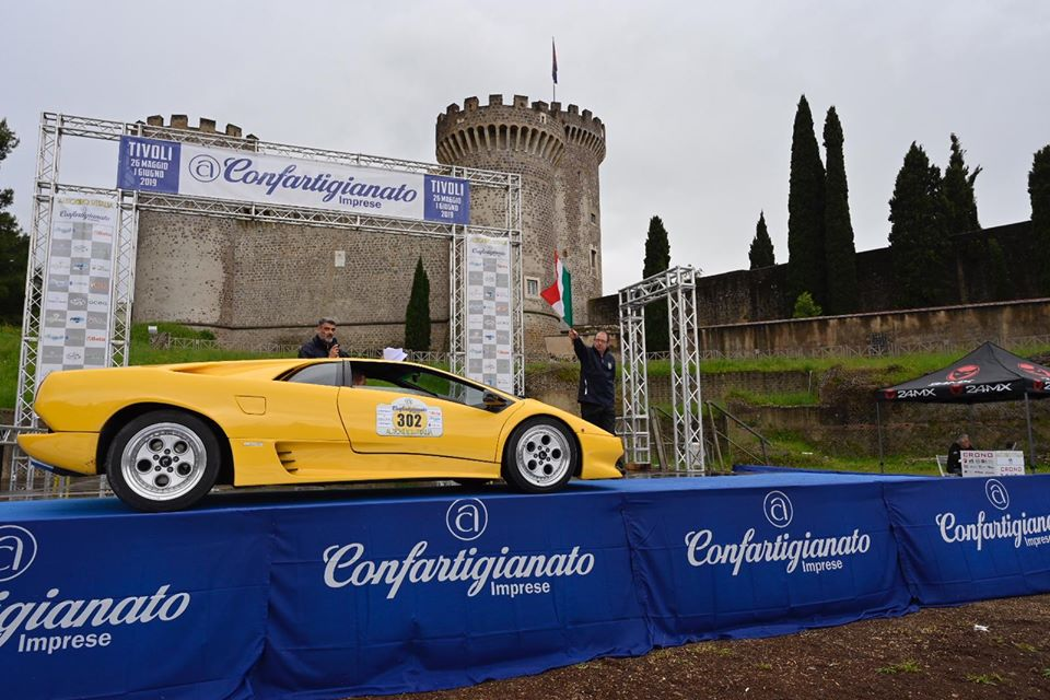Autogiro D'Italia 2020