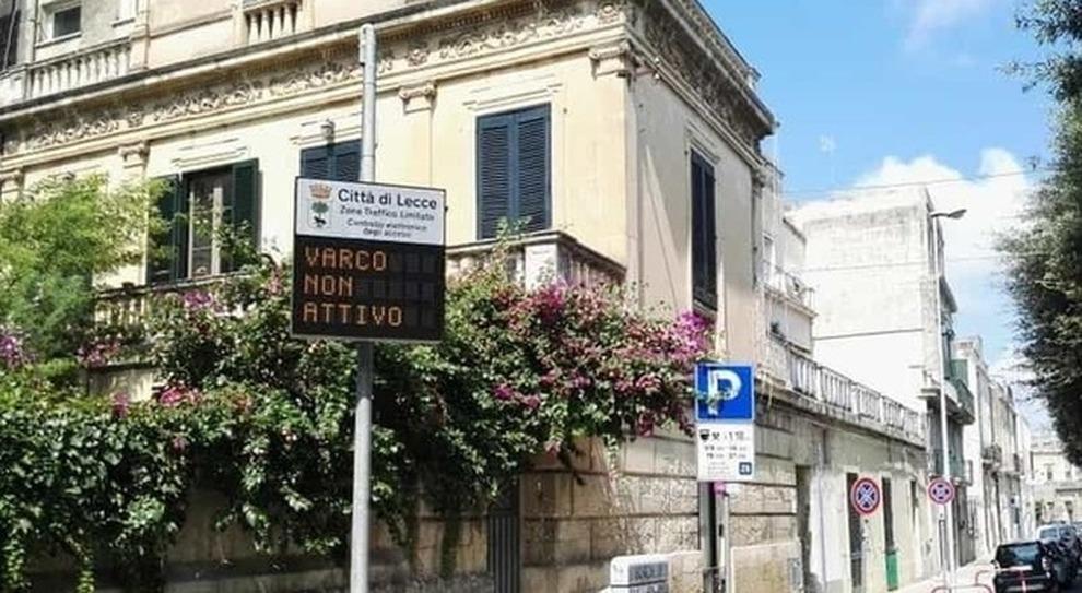 Ztl Lecce