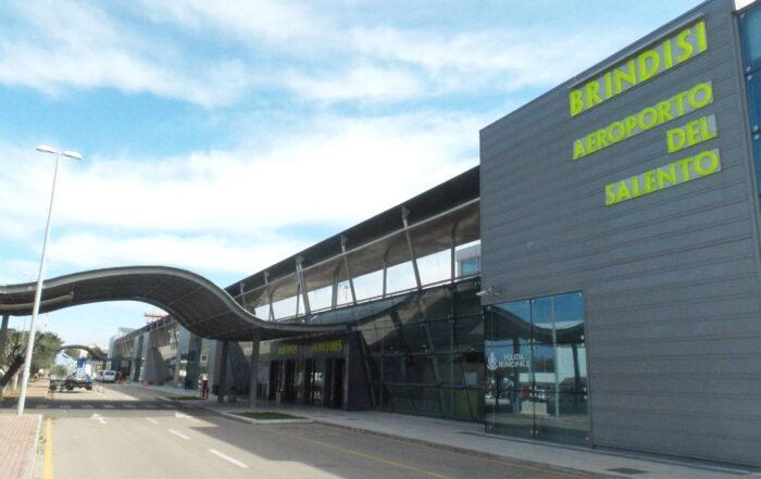 aeroporto salento