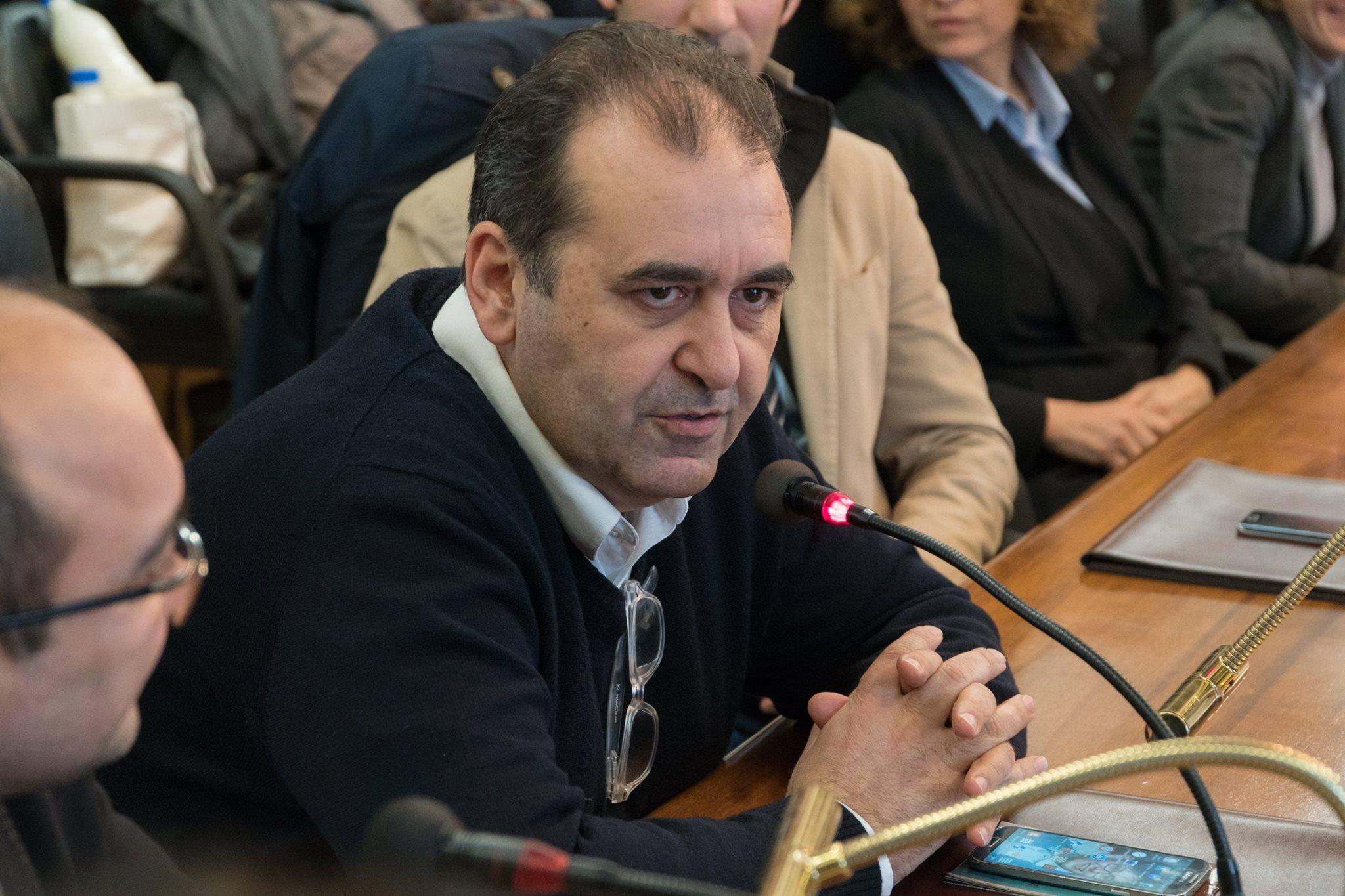 Luigi Derniolo Presidente Confartigianato Lecce