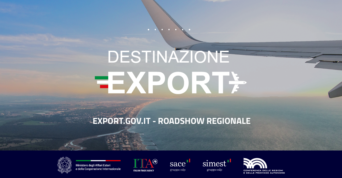 destinazione export